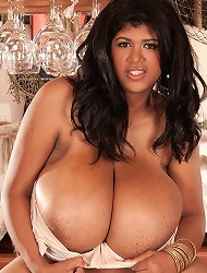 Milky Jugs Mom