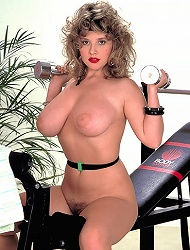 Terri loves to stroke and here is where you can...